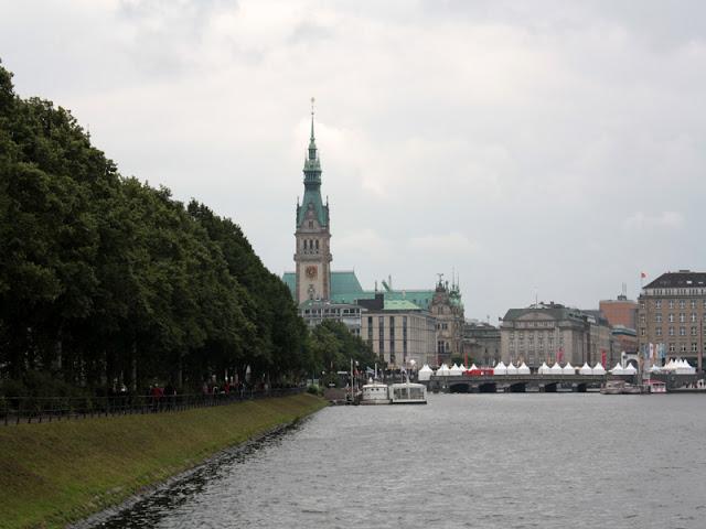 Hamburg - Niemcy
