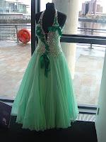 Kara's Dress. Strictly Come Dancing