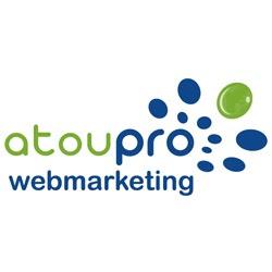 ATOUPRO WEBMARKETING logo