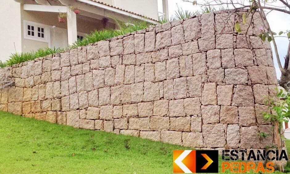 Muro de Arrimo em Jaguariúna