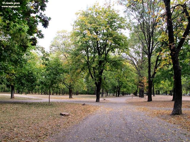 parc din Ruse