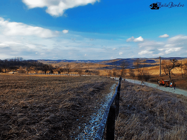 panorama centrul tarii dealu frumos