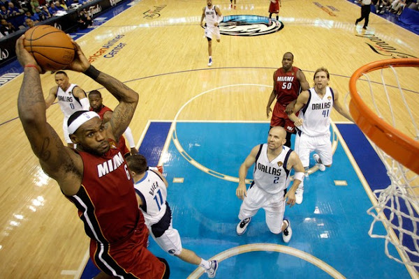 Miami Heat Hang on for Game 3 Win Take 21 NBA Finals Lead