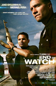 Tàn Cuộc - End Of Watch poster