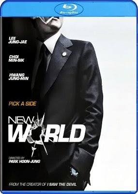 Filme Poster New World BDRip XviD & RMVB Legendado