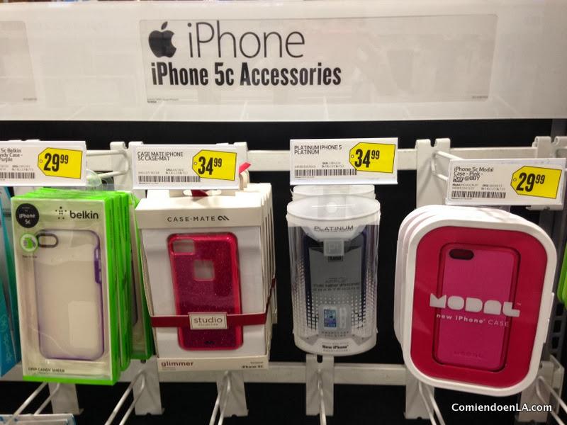 Accesorios para Iphone 5