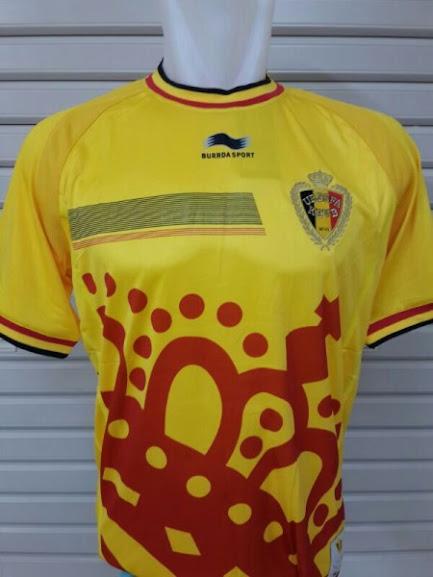 Jual Jersey Belgia 3rd Piala Dunia 2014