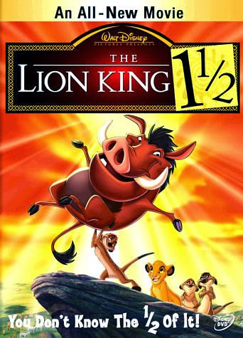 Poster Of The Lion King 3 (2004) Full Movie Hindi Dubbed Free Download Watch Online At Alldownloads4u.Com
