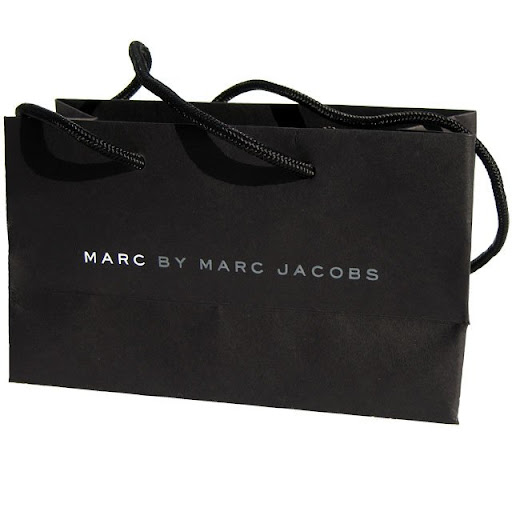 Marc by Marc Jacobs Small Gift Bag Black