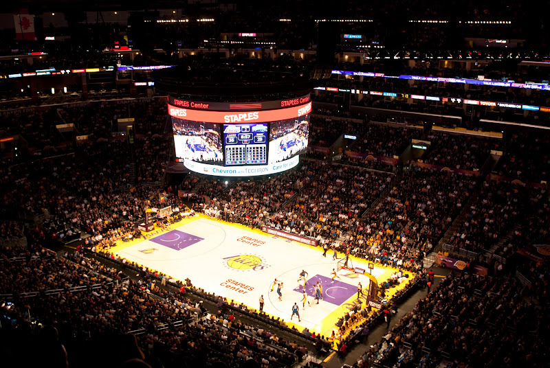 Los Angeles Lakers vs. Orlando Magic