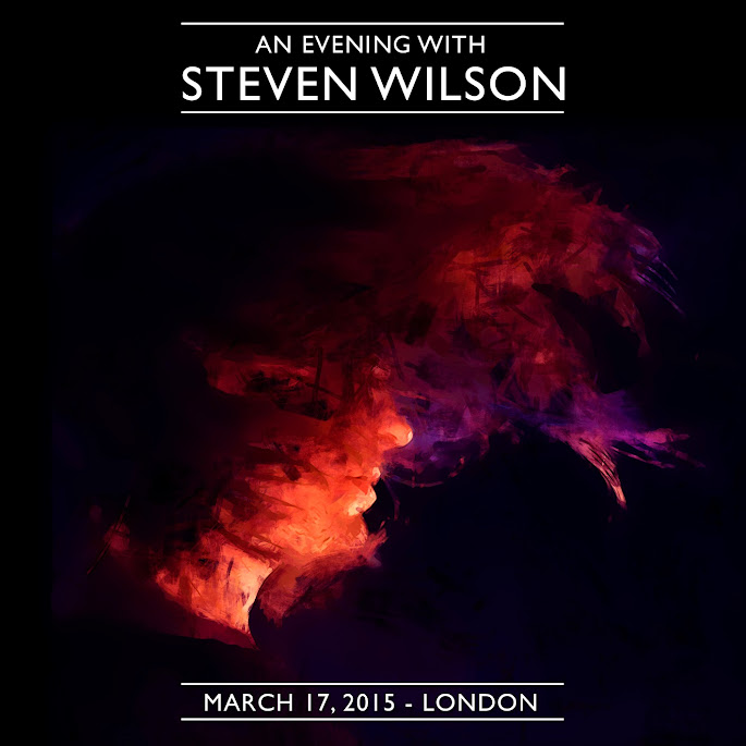 Steven Wilson - 2015-03-17 - London (48/24) - Guitars101 - Guitar Forums