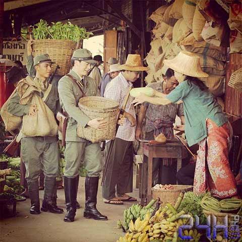24hphim.net hoanghon4 Hoàng Hôn Trên Sông Chao Phraya