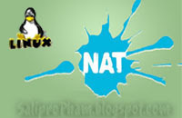 NAT server with iptables, NAT server on linux, NAT, Cau hinh 2 card mạng