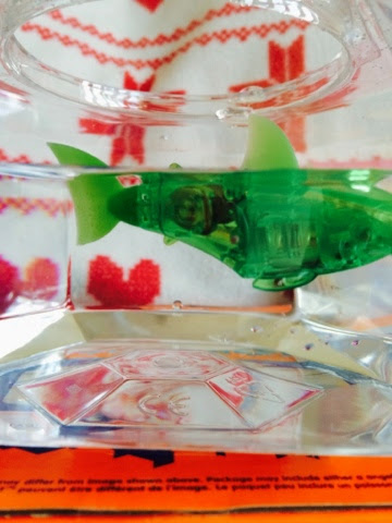 Hexbug Green Hammerhead Shark Aquabots