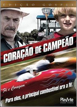 Download – Coração de Campeão – DVDRip AVI Dual Áudio + RMVB Dublado
