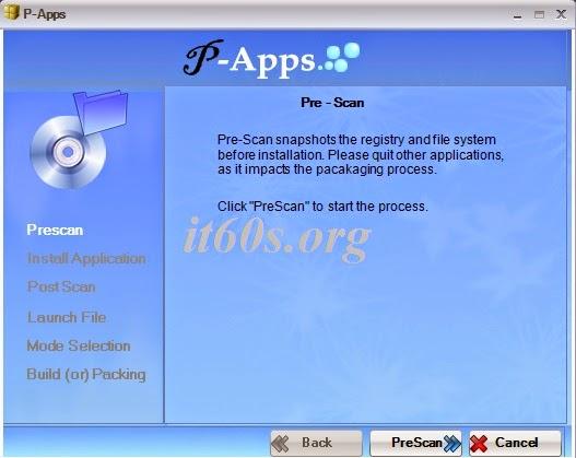 Cách tạo phiên bản Protable Software phần mềm 3