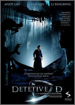 Download Detetive D e o Império Celestial AVI Dual Áudio RMVB Dublado