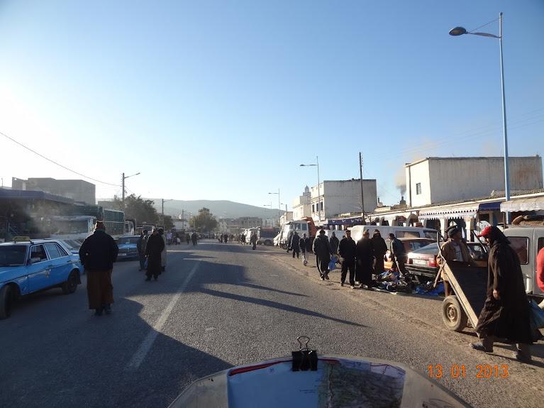 Marrocos e Mauritãnia a Queimar Pneu e Gasolina - Página 3 DSC05586