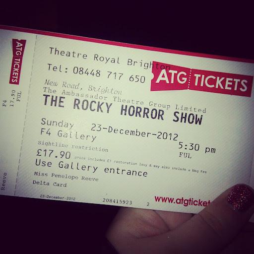 Rocky Horror Brighton