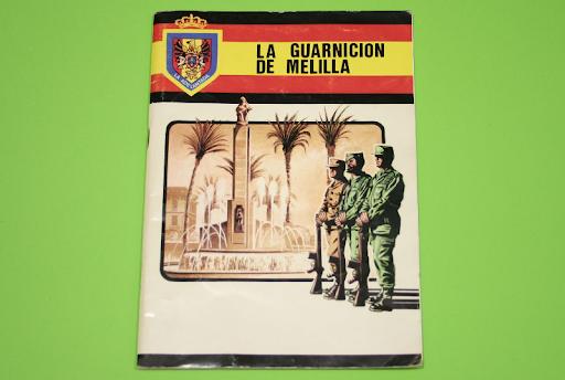 LIBRO LA GUARNICIÓN DE MELILLA de