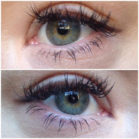 Clinque Bottom lash mascara vs Maybelline Big eyes bottom mascara. Review.