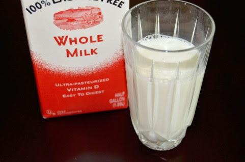 ホールミルク