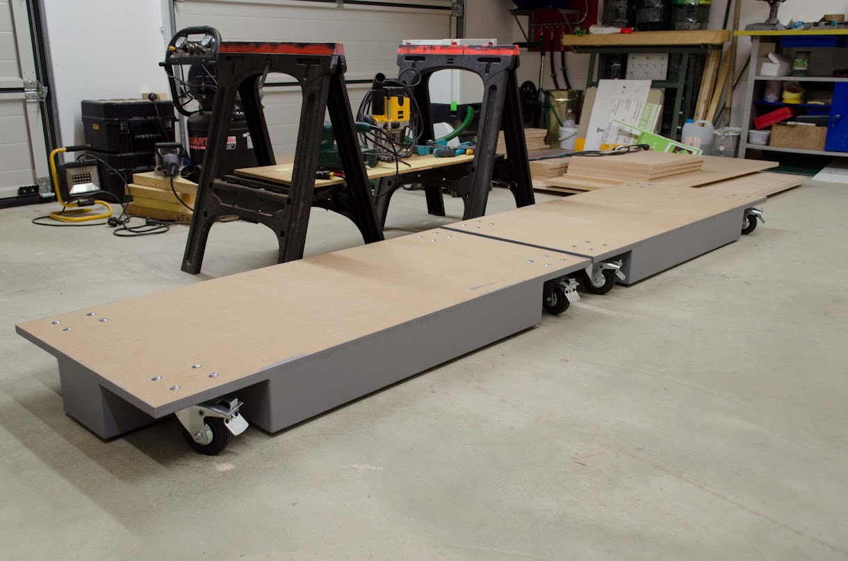 Table d'assemblage + porte systainer DIY [Terminé] - Page 2 _DSC2151
