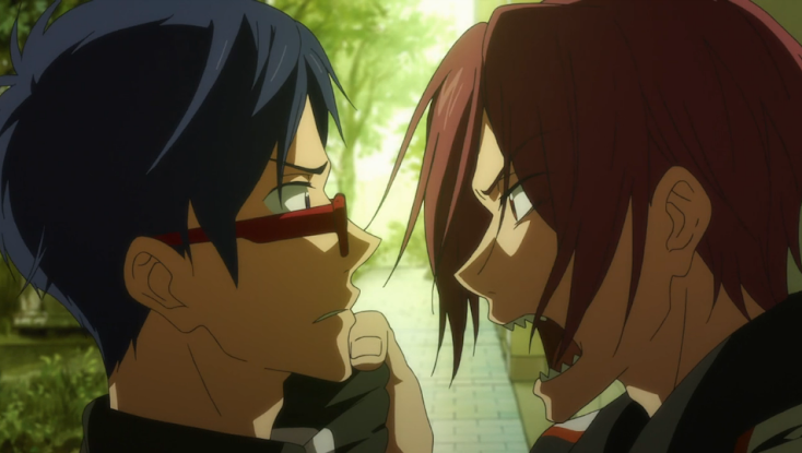 Free! Iwatobi Swim Club Episode 11 Screenshot 3