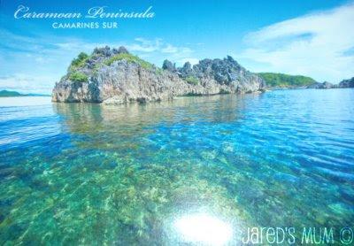 postcards, special postcards, Camarines Sur, Philippines