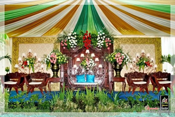 dekorasi pernikahan delta wedding