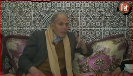 من أعلام مدينة القصر الكبير:  محمد بن عبد الرحمان بنخليفة  المؤرخ المشاء +فيديو