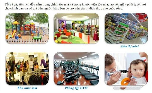 chung cư T&T Vĩnh Hưng - T&T Riverside 440 Vĩnh Hưng