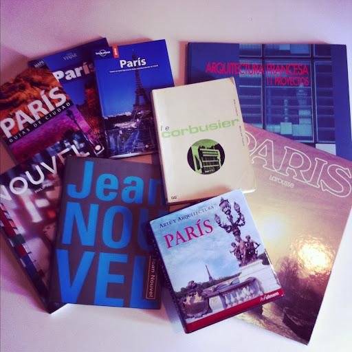 Libros parís