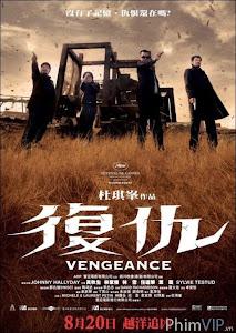 Báo Thù - Vengeance poster
