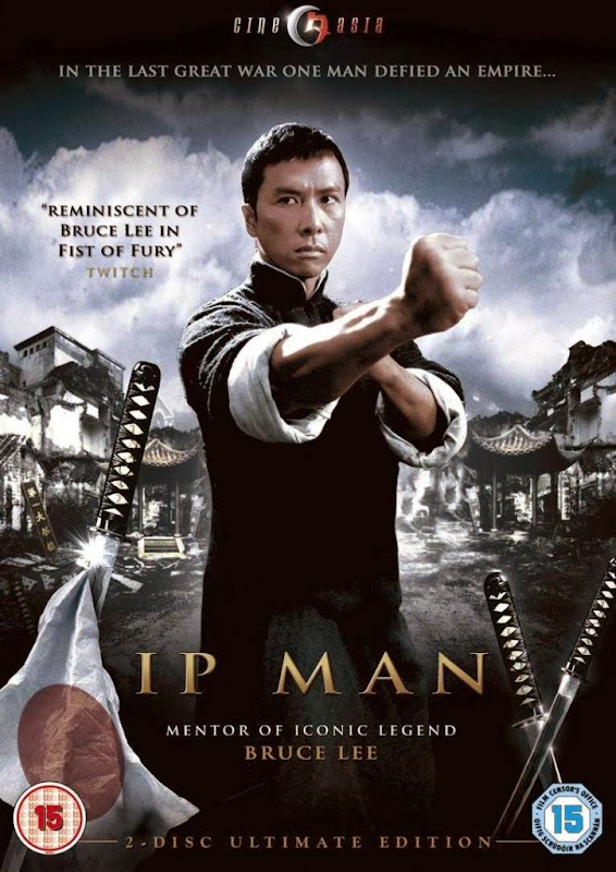 Poster Of Ip Man (2008) Full Movie Hindi Dubbed Free Download Watch Online At Alldownloads4u.Com