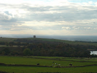 The Cage and the Welsh Hills