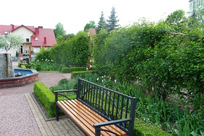 trejaż ogród biblijny w proszowicach