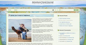 TripAdvisor Map WordPress Theme