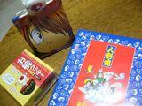 アニメセンターのお菓子