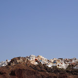 Fahrt mit der Fähre von Naxos nach Santorin