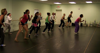 zumba lessons in charlotte