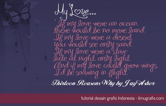 Download Font Romantis 6