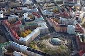 Хельсинки. Церковь в скале