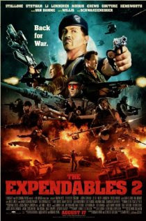 2012 Movie Reviews: The Expendables 2