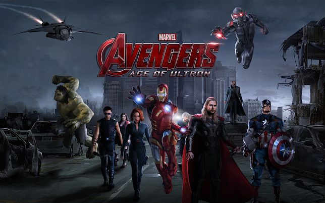 Age of Ultron!
