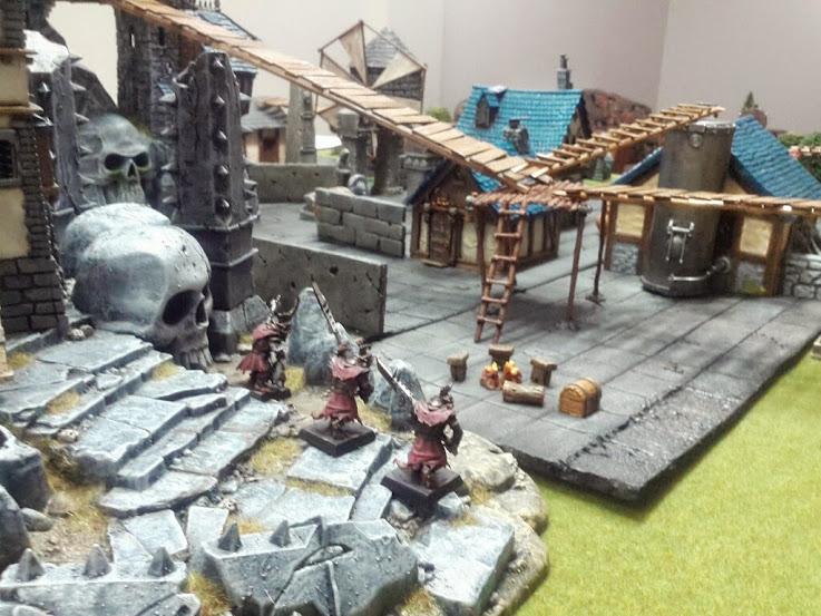 Mordheim informe partida