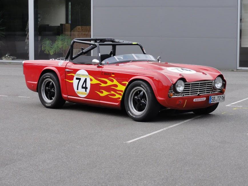 BCPRace Car