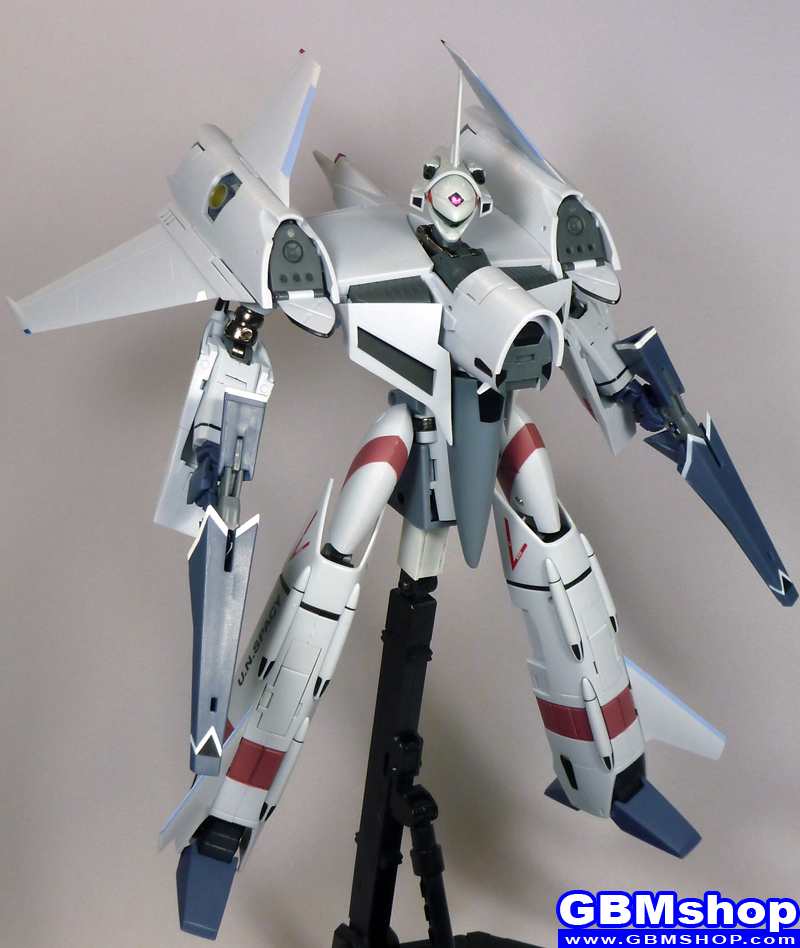 Macross VF-X VF-4G Lightning III Commander Type Battroid Mode