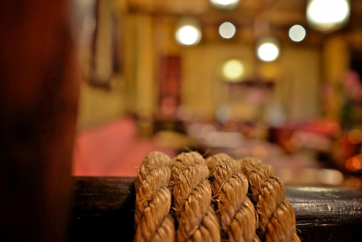 Bukhara Indian restaurant at Kempinski Hotel in Ajman