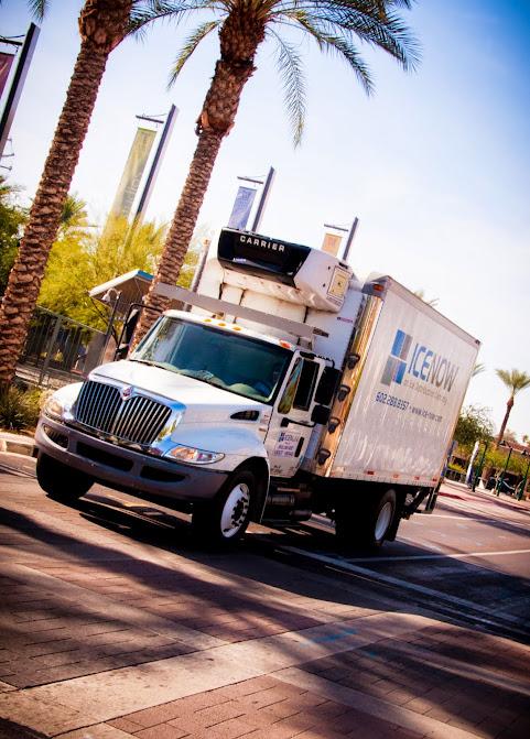 Ice Delivery Phoenix AZ